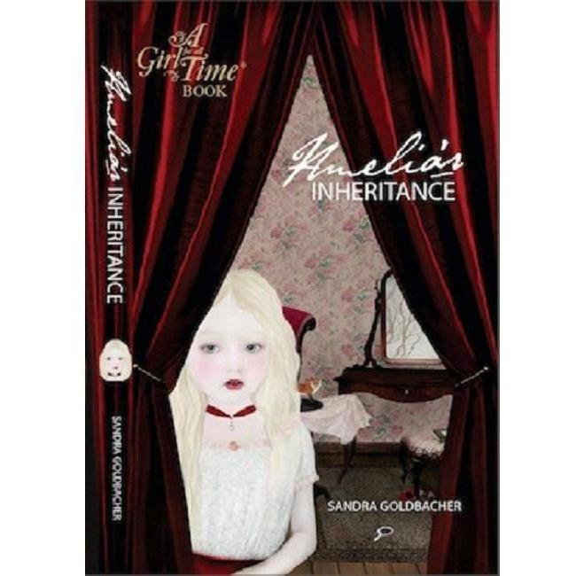 Amelia's Inheritance - children's book for ages 8-12-Book-Dolls, Books & Gifts | A Girl for All Time UK