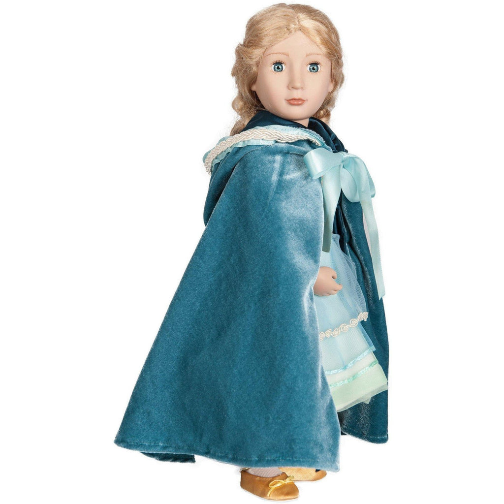 Amelia's Opera Cloak - doll clothes for for 16 inch doll-Dolls, Books & Gifts | A Girl for All Time UK