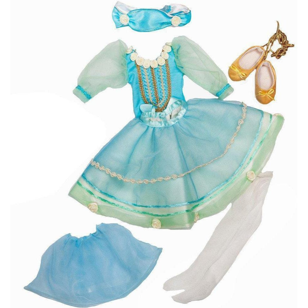 Amelia's Stage and Ballet Costume - doll clothes for 16 inch doll-Costume-Dolls, Books & Gifts | A Girl for All Time UK