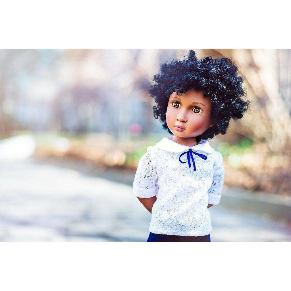 Bex, Your Modern Girl - 16 inch doll-Doll-Dolls, Books & Gifts | A Girl for All Time UK
