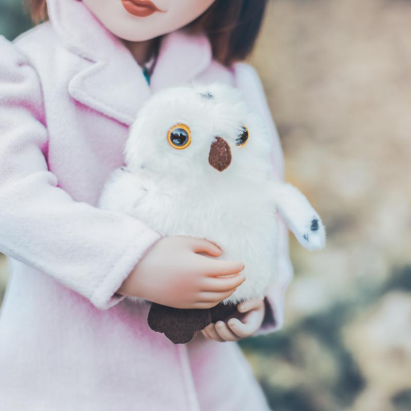 Clementine's Owl, Mr. Winston-Accessories-Dolls, Books & Gifts | A Girl for All Time UK