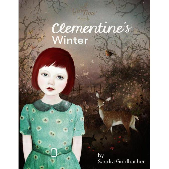 Clementine's Winter - children's book for ages 8-12-Book-Dolls, Books & Gifts | A Girl for All Time UK
