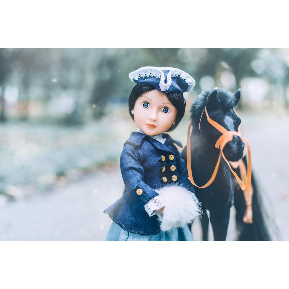 Horse - for 16 inch dolls-Accessories-Dolls, Books & Gifts | A Girl for All Time UK