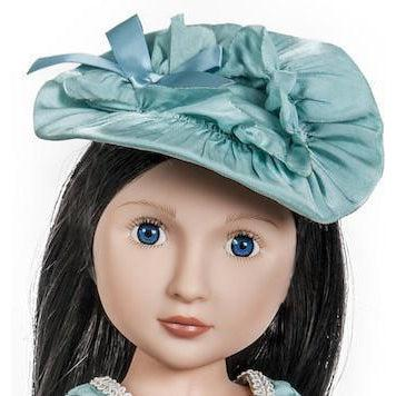 Lydia's Party Hat and Shoes dolls accessories for 16 inch dolls-Costume-Dolls, Books & Gifts | A Girl for All Time UK