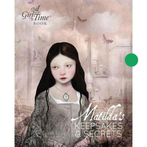 Matilda's Keepsakes and Secrets book-Book-Dolls, Books & Gifts | A Girl for All Time UK