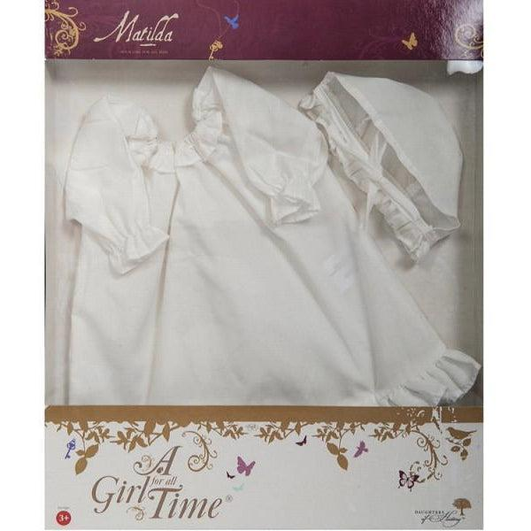Matilda's Night Shift for A Girl for All Time doll-Dolls, Books & Gifts | A Girl for All Time UK