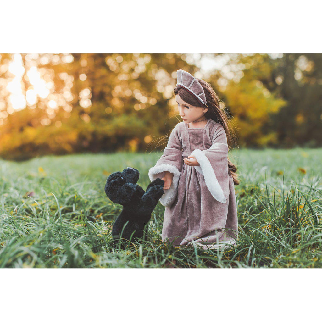 Matilda's pet dog, Hunter for 16 inch dolls-Accessories-Dolls, Books & Gifts | A Girl for All Time UK