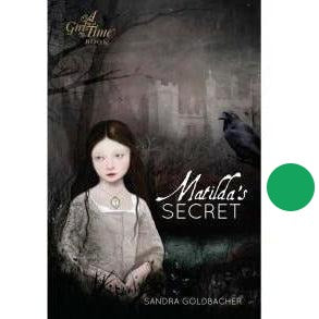 Matilda's Secret - children's book ages 8-12-Book-Dolls, Books & Gifts | A Girl for All Time UK