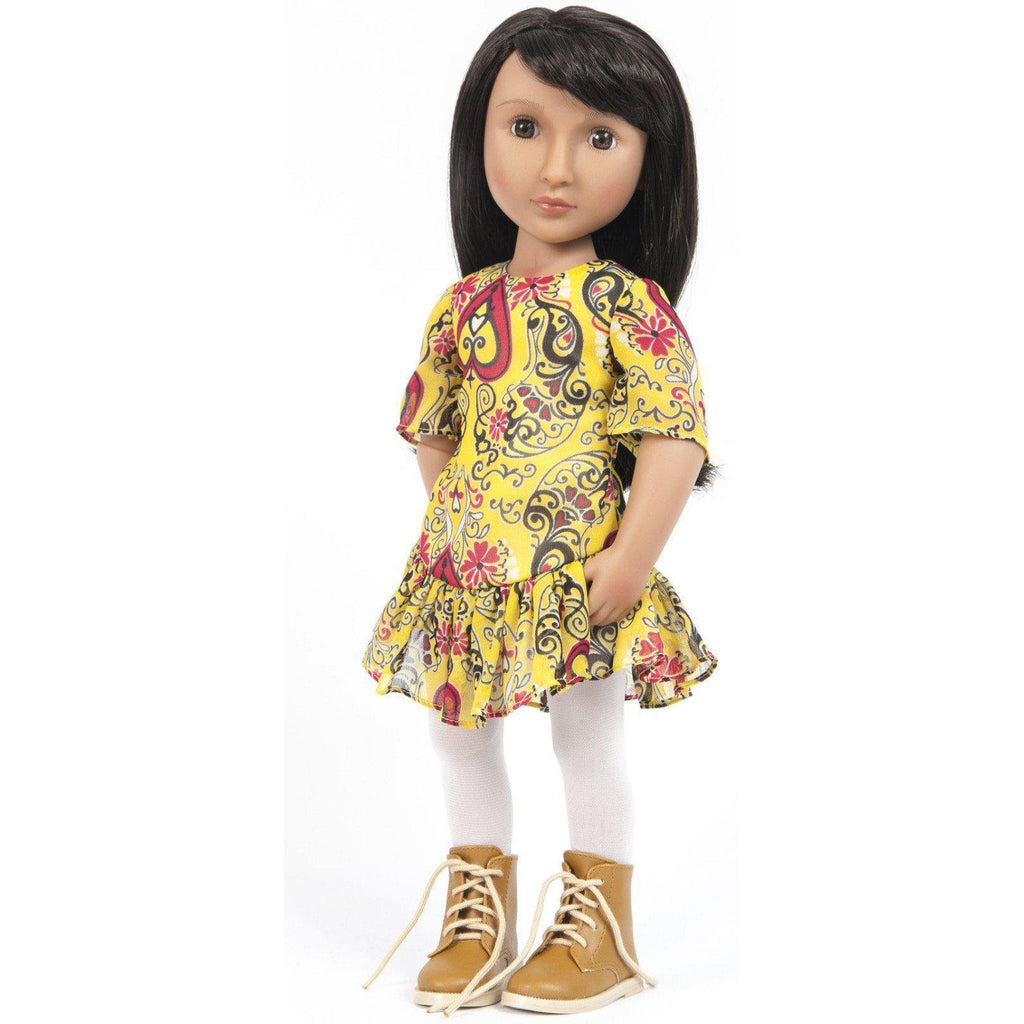 Nisha, Your Modern Girl ™ doll-Dolls, Books & Gifts | A Girl for All Time UK