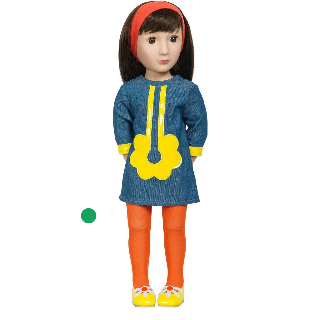 Sam, Your 1960s Girl ™ doll-Dolls, Books & Gifts | A Girl for All Time UK