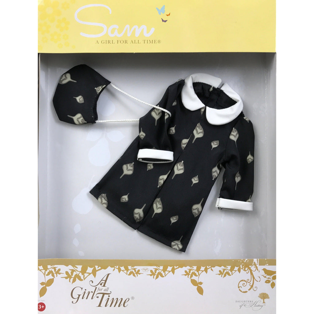Sam's Parisienne Playsuit & Handbag doll costume-Dolls, Books & Gifts | A Girl for All Time UK