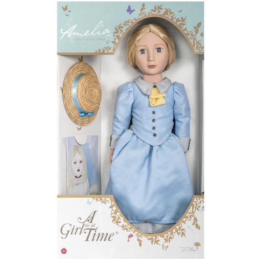 Special Bundle Offer- Amelia, Your Victorian Girl™-Doll Bundle-Dolls, Books & Gifts | A Girl for All Time UK