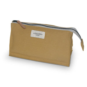 Aspegren Toilet Bag Small Mano Mustard