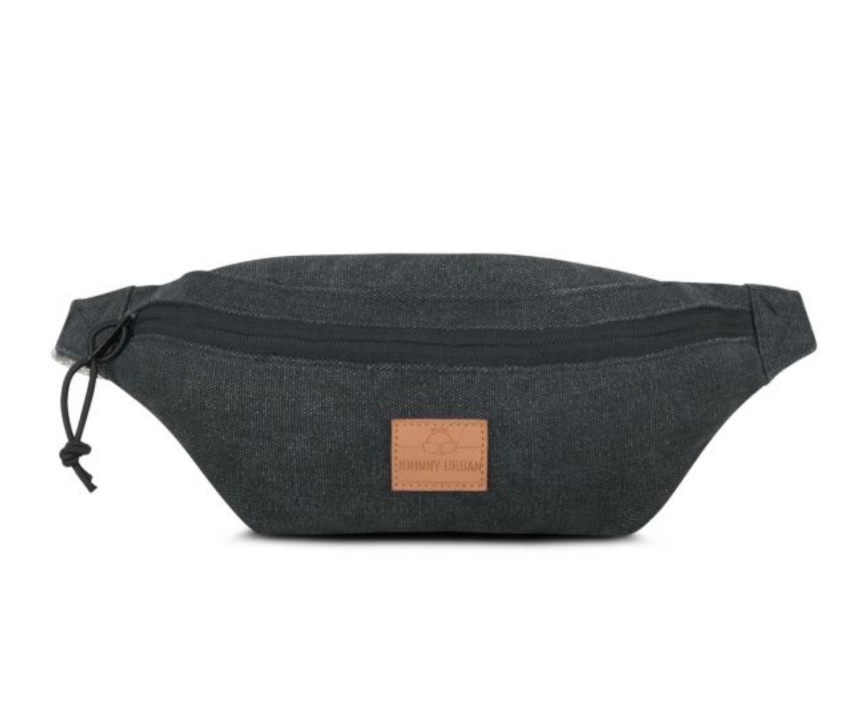 Johnny Urban Hip Bag Canvas Toni Anthracite