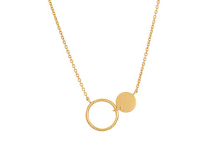 Pernille Corydon Eon Necklace Gold Plated