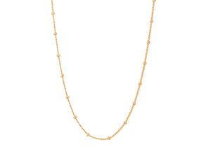 Pernille Corydon Solar Necklace Gold Plated