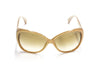 Jimmy Choo Julie WTXJL Gold Sunglasses at Enderbys UK