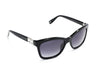 Jimmy Choo Mimi 807HD Black Sunglasses at Enderbys UK