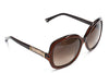 Jimmy Choo Mita CH2DA Brown Sunglasses at Enderbys UK
