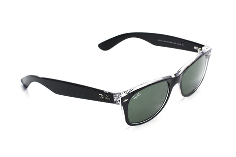 Ray-Ban RB2132 New Wayfarer 6052 Black
