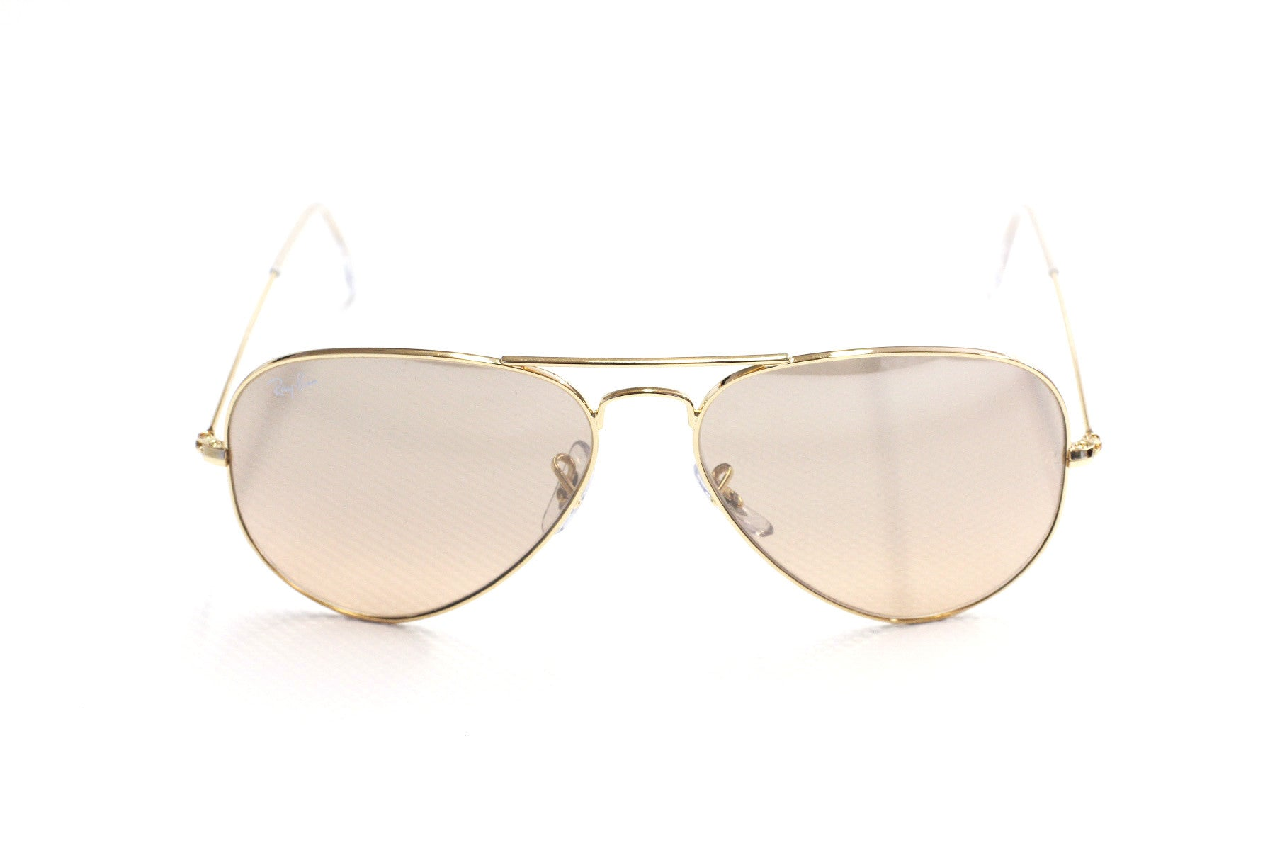 Ray-Ban RB3025 Aviator 001-3E Gold Sunglasses at Enderbys UK