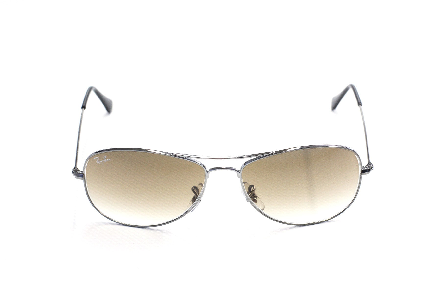 81466533ce00 ... discount ray ban rb3362 cockpit 004 51 silver sunglasses at enderbys uk  eb3b4 89ec0