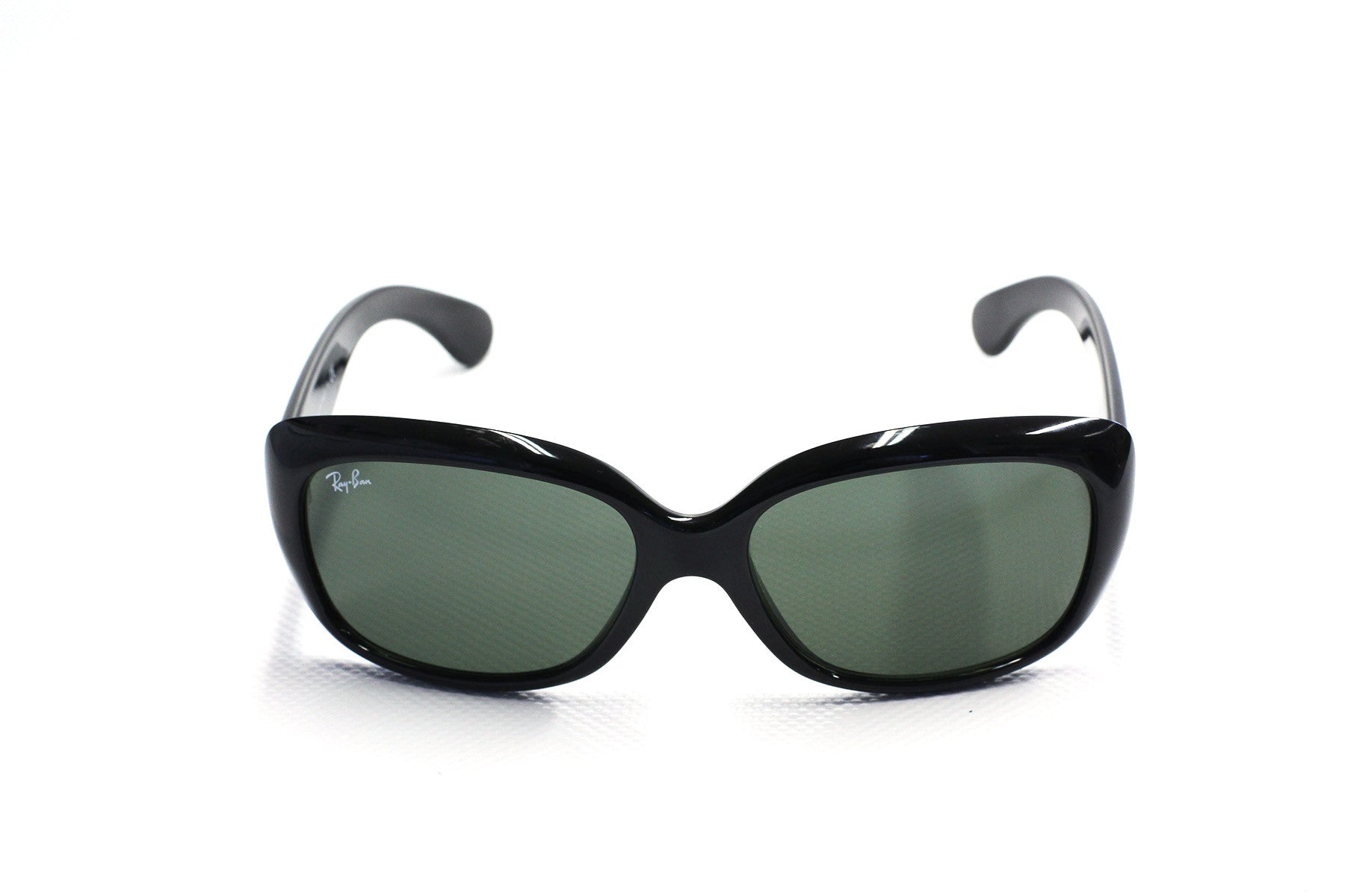 Ray-Ban RB4101 Jackie Ohh 601 Black Sunglasses at Enderbys UK