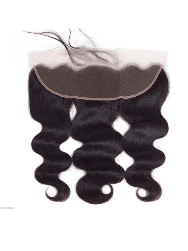 Chinalacewig 13x4 Ear To Ear HD Lace Frontals With Baby Hair Brazilian Virgin Hair CF018