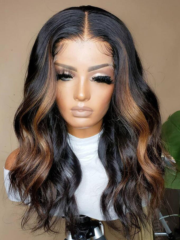Highlight Body Wave wigs