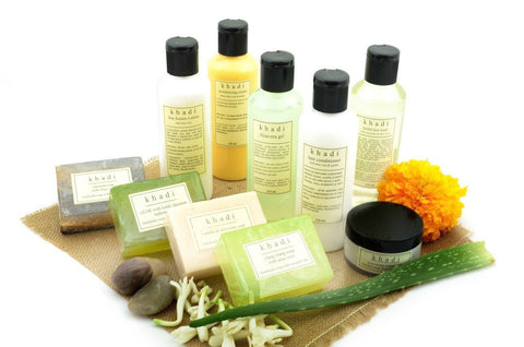 Aloe Vera Kit of Soaps, Sun Screen, Conditioner, Gel & Face Wash