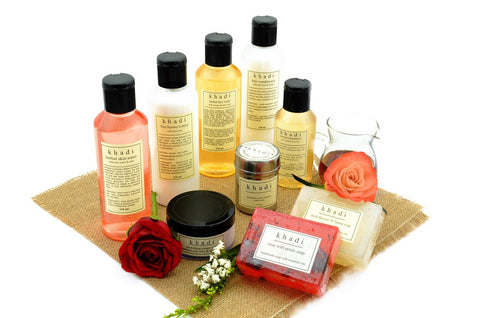 Complete Natural Solution Kit for Normal Skin & Hair