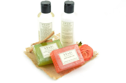 Great Indian Sandalwood Herbal Skin Care Kit