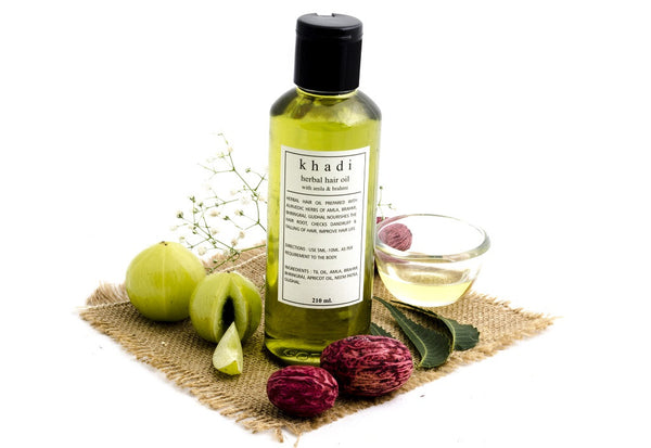 Brahmi Amla Hair Oil Australia