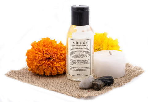 Calendula & Jojoba Bubble Bath & Shower Gel