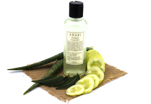 Essential Cucumber - 210 ml with ingredients