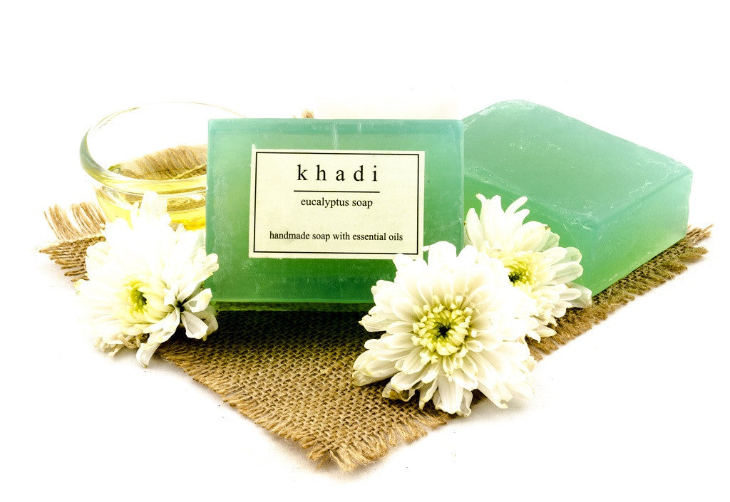 Eucalyptus Soap - 125 gm with ingredients