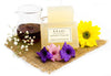 Fresh Flowers 'N' Honey Soap - 125 gm with ingredients