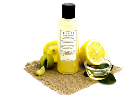 Lemon Juice & Amla Shampoo - 210 ml