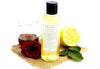 Lemon, Rose & Honey Face Wash 210 ml with ingredients