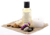 Almond & Olive Body Massage Oil 110 ml with ingredients