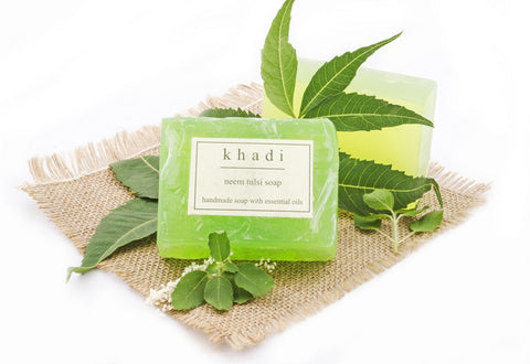 Neem Tulsi Soap - 125 gm
