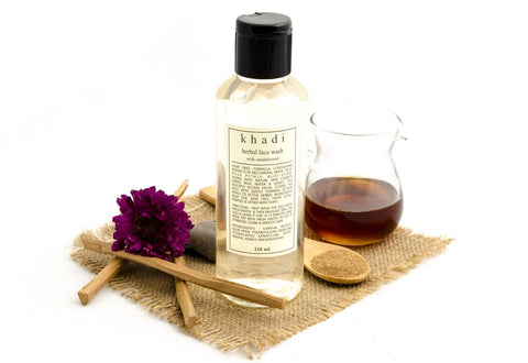 Sandalwood Face Wash