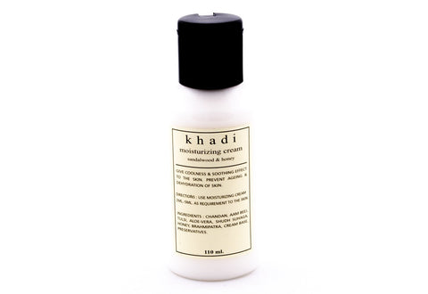 Sandalwood and Honey Moisturizing Cream at thekhadishop.com