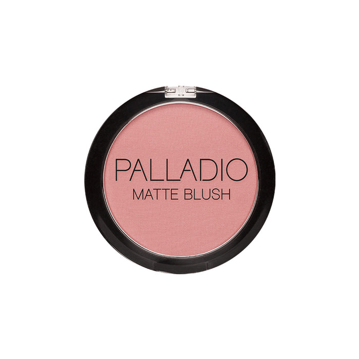MATTE BLUSH - POISED