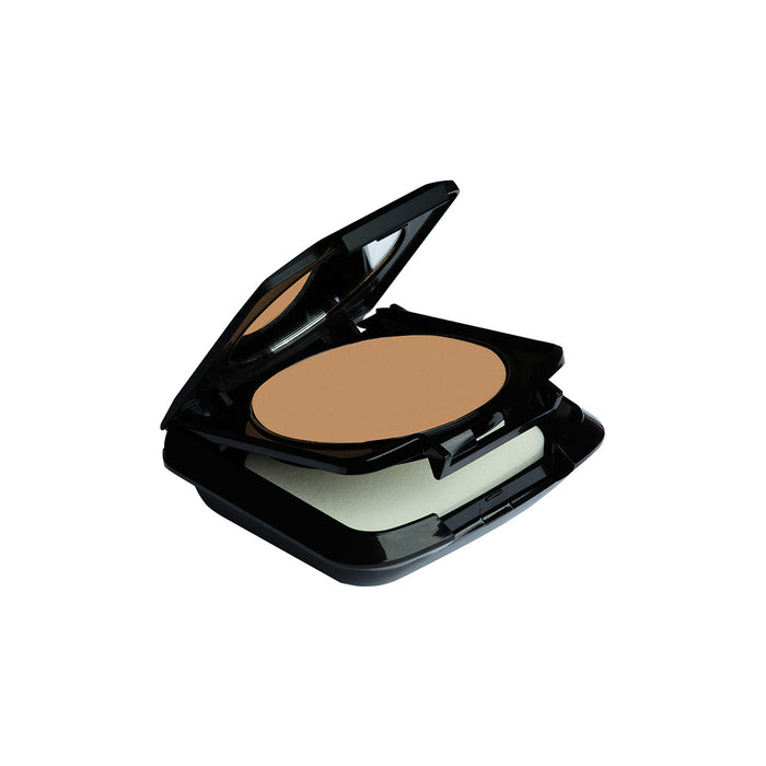 DUAL WET & DRY FOUNDATION -TAWNY