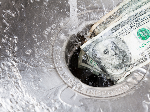 Soft water saves you alot of money