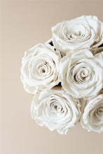 Load image into Gallery viewer, The White Gold Collection - Roses White