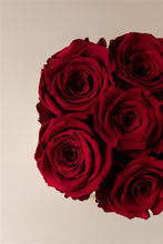 Load image into Gallery viewer, The White Gold Collection - Roses Red