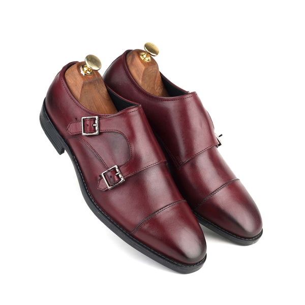 ANZIO THE BORDO MONK STRAP