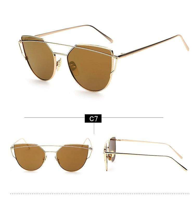 New Women Luxury Sunglasses
